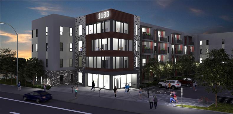 110 - 1133 Portage Avenue